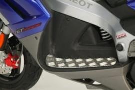 Peugeot Jet force aluminium treeplank origineel