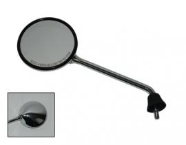 Spiegel LX links chroom zonder schroefdraad origineel