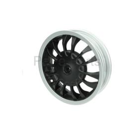 Vespa Sprint achterwiel zwart 4t