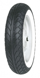 Sava whitewall 100/80-10