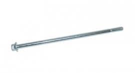 Aerox voorwielas M10 x 245 mm