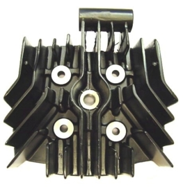 Cilinderkop MB, MT, MTX oud 70 cc 45 mm Dmp