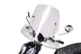 Sym Mio windscherm medium 56cm origineel