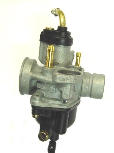 Carburateur Dellorto 17,5 mm electrische choke