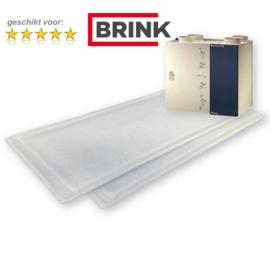5 sets FijnFilters voor Brink Renovent HR 250/325 M/L mét Bypass