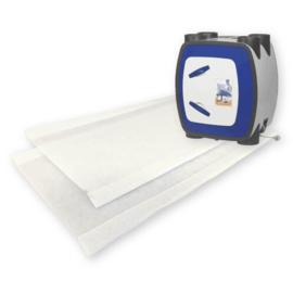 10 sets WTW filters voor Itho Daalderop HRU ECO BAL - DOOSVOORDEEL
