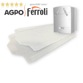 OptiFor filters [<wk41-01] voor Agpo - 10 sets WTW filters