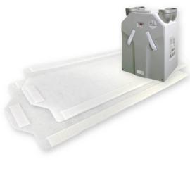 10 sets WTW filters voor Zehnder J.E. Stork Air WHR 930 - DOOSVOORDEEL