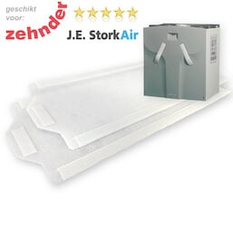1 set WTW filters voor Zehnder JE Stork Air WHR 950/960