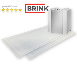 Excellent 300/400 filters voor Brink Renovent - 100 sets WTW filters