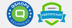 Filterman is gecertificeerd door Q-shops