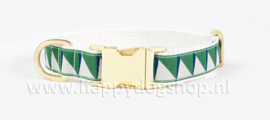 See Scout Sleep Nice Grill – Emerald x Navy x Cream Maat S