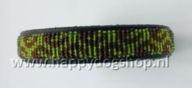 Nata'Chien Halsband L'ex Maat S (2 cm breed)