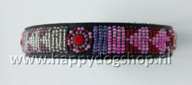 Nata'Chien Halsband Lily Maat XS (2 cm breed)