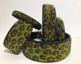 Nata'Chien Halsband L'ex Maat XS (2 cm breed)