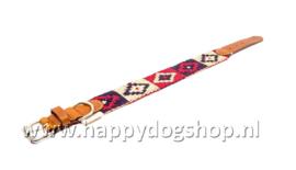 Buddys Dogwear Halsband Peruvian Indian Maat XL