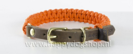 Molly & Stitch Halsband Pumpkin