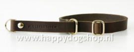 Molly & Stitch Retriever Halsband Classic Brown