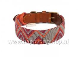 Buddys Dogwear Halsband Peruvian Pikes Maat M