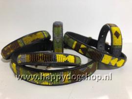 Nata'Chien Halsband Pimms Maat M (3 cm breed)