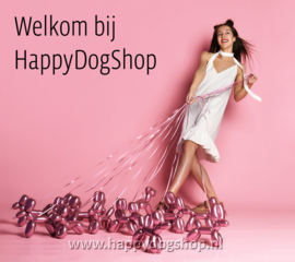 Happy Dog Summer Retrieverlijn Gray
