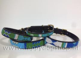 Nata'Chien Halsband Pilou Maat XS