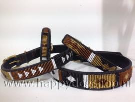Nata'Chien Halsband Scott Maat M (3 cm breed)