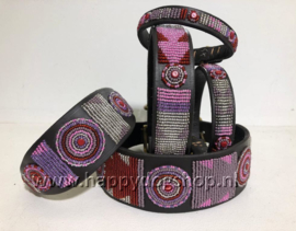 Nata'Chien Halsband Lily Maat S (2 cm breed)