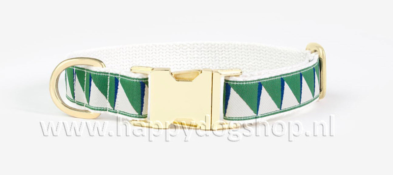 See Scout Sleep Halsband Nice Grill – Emerald x Navy x Cream