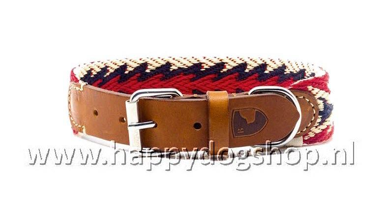 Halsband Peruvian Flecha Maat L