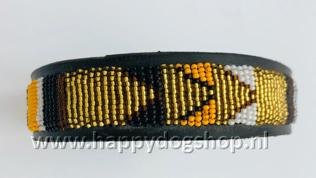 Nata'Chien Halsband Zaza Maat M (3 cm breed)