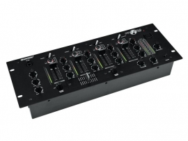 OMNITRONIC PM-444USB 4-channel DJ mixer