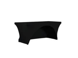 EXPAND XPTOS desk cover één zijde open zwart