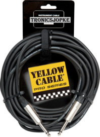 Yellow Cable - Neutrik - Jack/jack - 10 meter