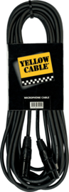 Yellow Cable -  PROFILE - XLR male/XLR female 20m