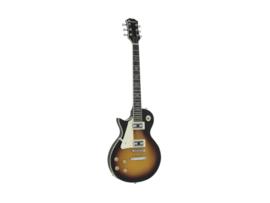 DIMAVERY LP-700L E-gitaar, LH, sunburst