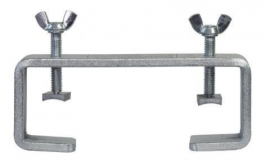 EUROLITE TCH-50 / 20H C-klem 20cm, zilver