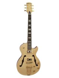 DIMAVERY LP-600 E-gitaar, natuur-esdoorn
