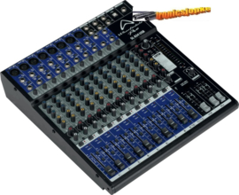 Wharfedale Pro - SL824USB Mixer 8 inputs usb
