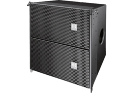 LINE ARRAY SPEAKER 2 WEG