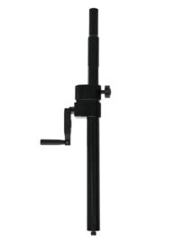 OMNITRONIC Afstandsbuis Subwoofer / Satelliet met Crank