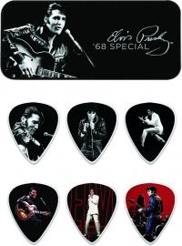 Dunlop - Elvis Presley - Doos met 6, Elvis 68 Special