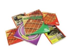 DIMAVERY snarenset E-gitaar, 009-046