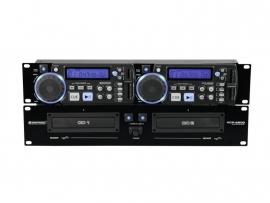 OMNITRONIC XCP-2800 Dual CD-speler