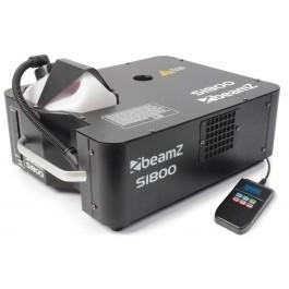 BeamZS1800 Rookmachine DMX Horizontaal/Verticaal