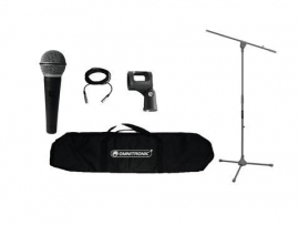 OMNITRONIC MIC VS-1 Microphone set