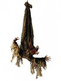 EUROPALMS Halloween figure BAT, animated 95cm