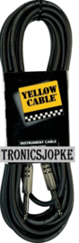 Yellow Cable - Metaal - Jack/jack - 6 meter