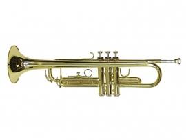 DIMAVERY TP-10 Bb Trompet, goud