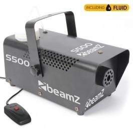 BeamZS500 Rookmachine inclusief rookvloeistof